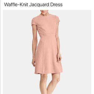 American Living Waffle Knit Dress